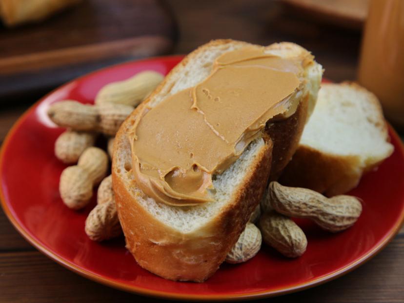 ピーナッツ バター ない 甘く