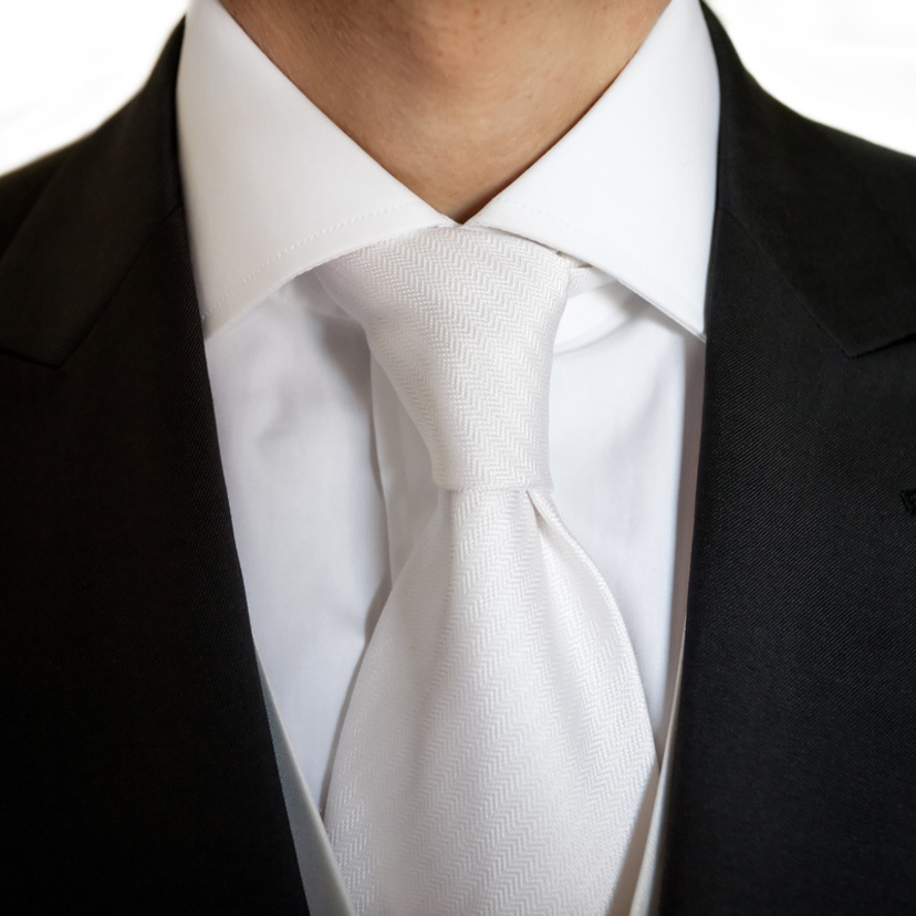 1af82cb864848 カラーコーディネーターに取材 結婚式用ネクタイの選び方とおすすめ5選 ...