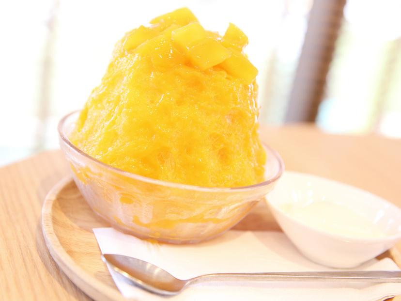 かき氷 シロップ アレンジ