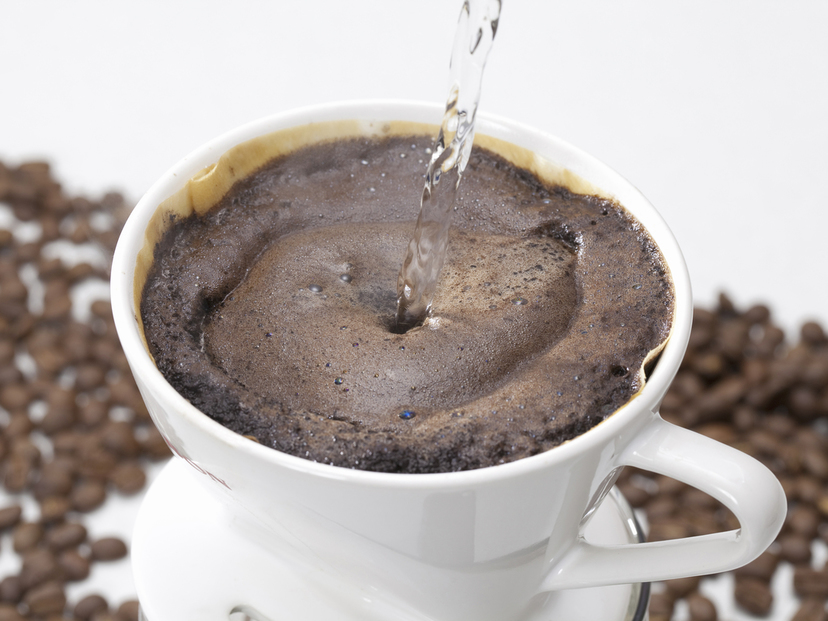 コーヒー ドリッパー ペーパーレス