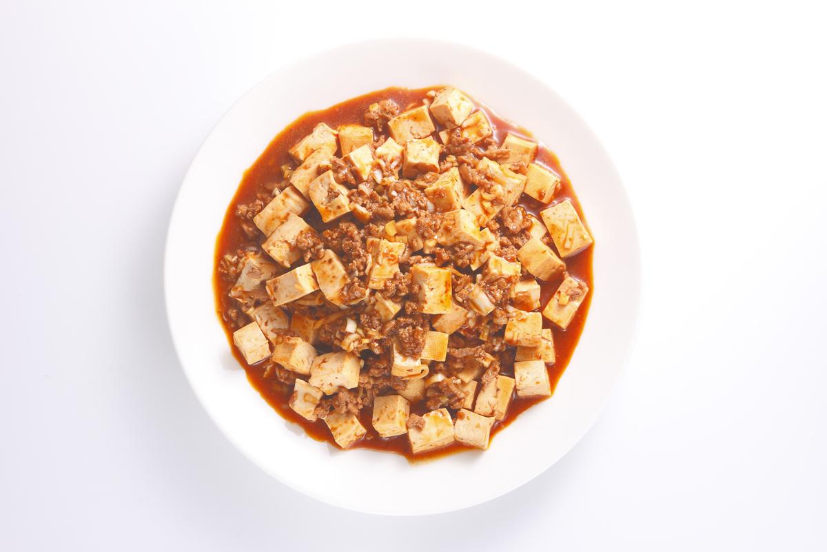婆 の アレンジ 素 豆腐 麻