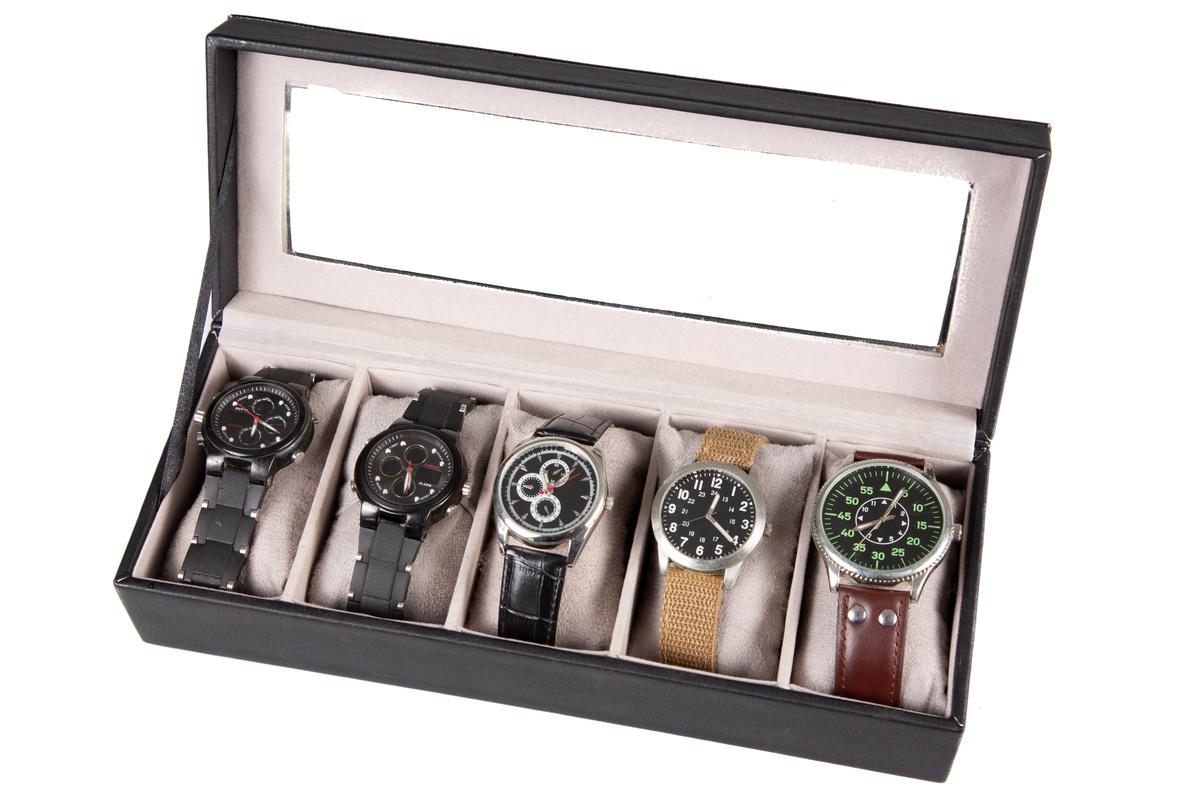 hot sale online e1956 ec3b8 整理収納アドバイザーが選ぶ】腕時計ケースの選び方とおすすめ ...