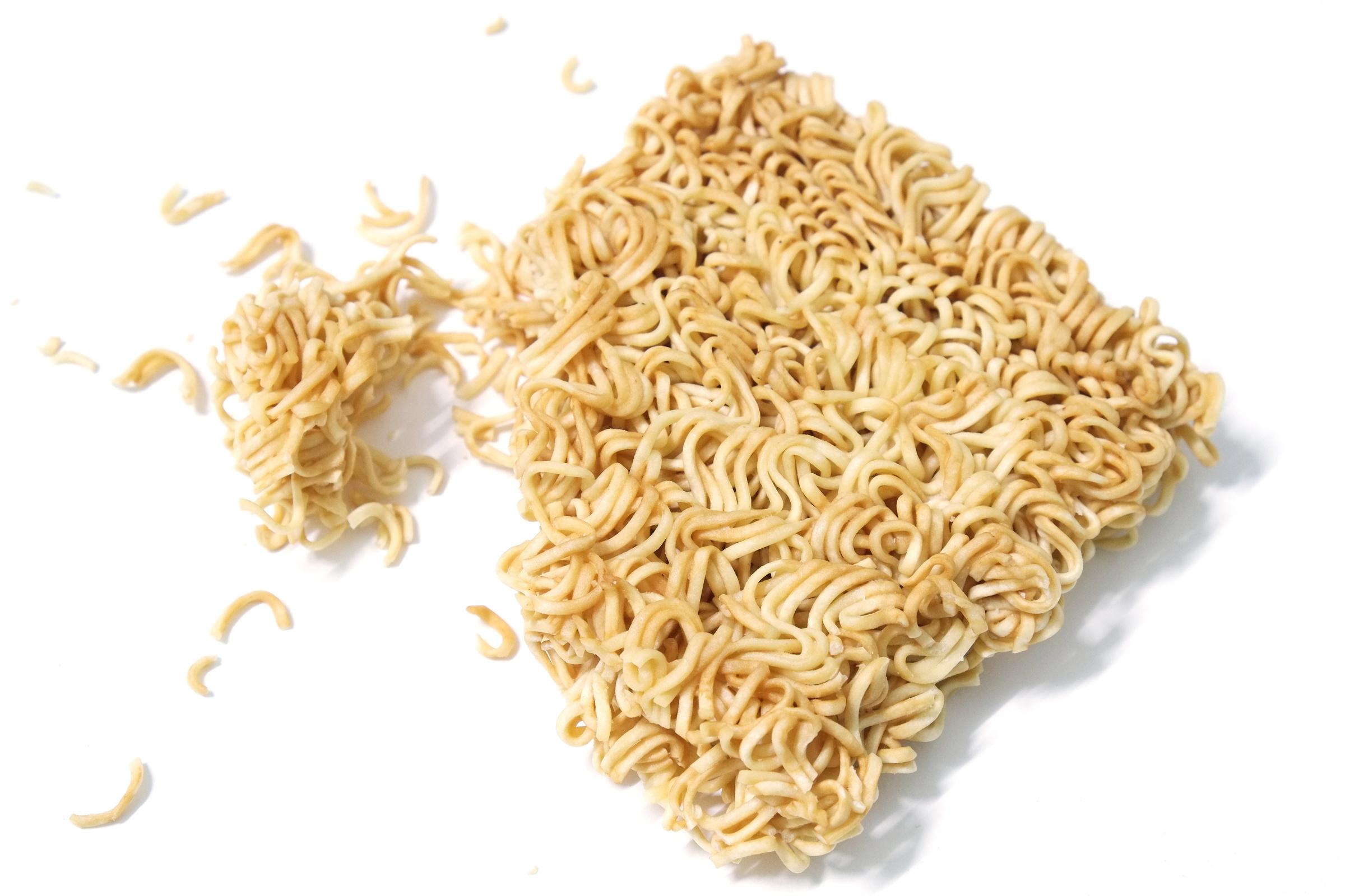 袋麺のイメージ写真